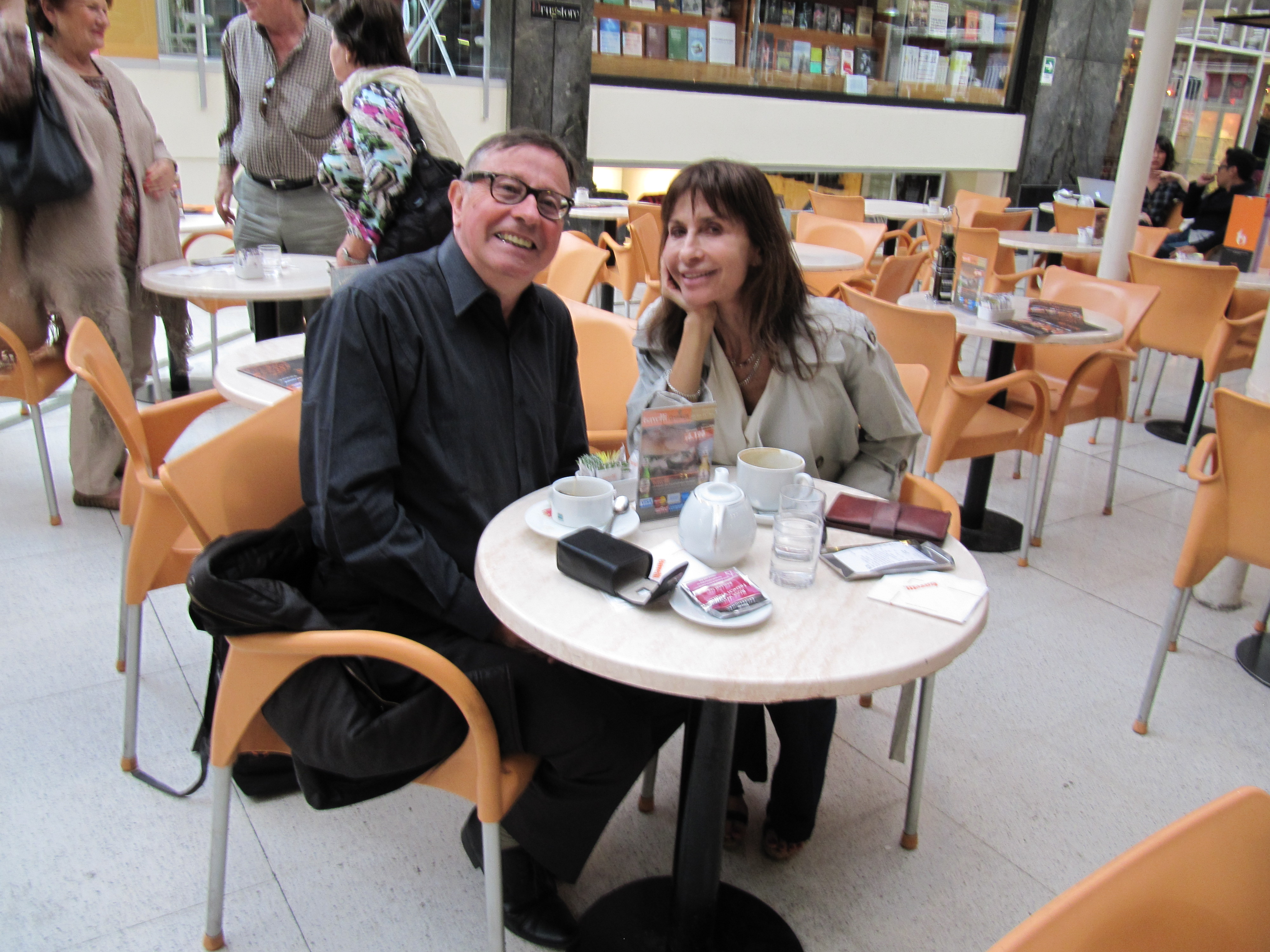 420 Avec Carla Guelfenbein