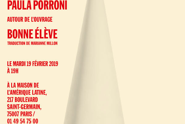 PORRONI, Paula Invitation